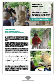 Download Faltblatt Sommerakademie 2019
