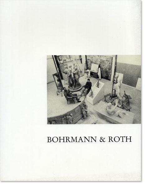 Bildhauer Atelier Bohrmann und Roth - Katalog I 1980-1987