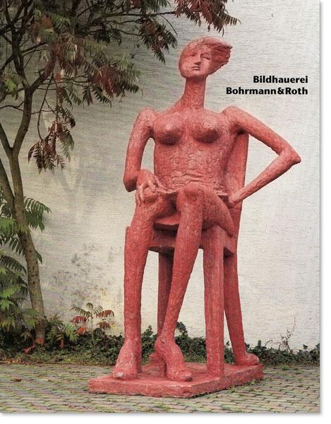 Bildhauer Atelier Bohrmann und Roth - Katalog II 1988-1995
