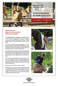 Download Faltblatt Sommerakademie