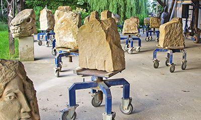 Sommerakademie für Bildhauerei Grebenstein